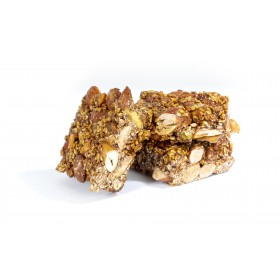 Mixed Nuts Brittle (500gr)