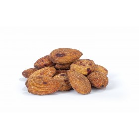 Lemon Roasted Salted Almonds (500gr)