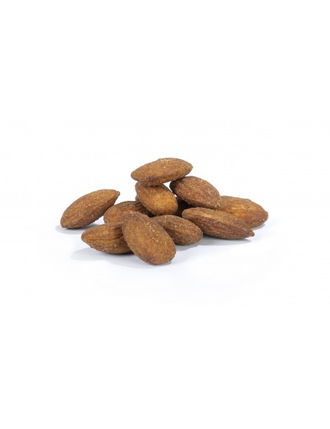 Roasted Salted Almonds (500gr)