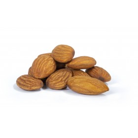 Roasted Almonds (in oven-no salt) (500gr)