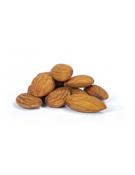 Roasted Almonds (in oven-no salt) (500gr)