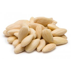 Plain (Raw) Bleached Almonds (500gr)