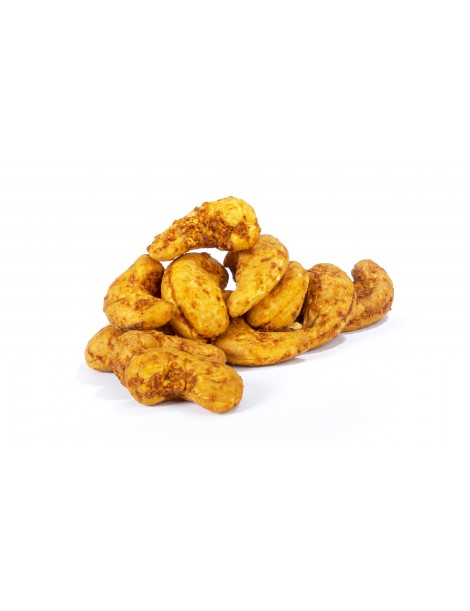 Chilli Cashews (500gr)