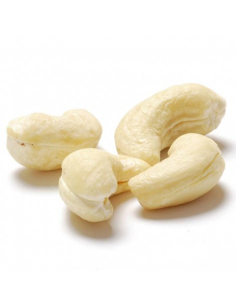 Plain (Raw) Cashews (Regular Size - Nr.240) (500gr)