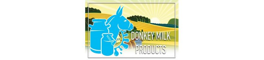 Donkey Milk Products