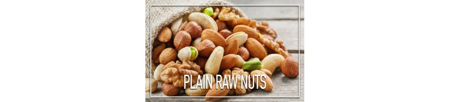 Plain Raw Nuts