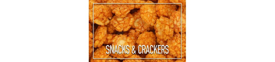Snacks and Crackers