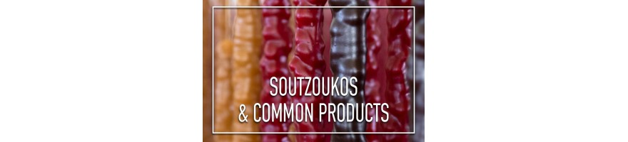 Soutzjoukko and Common Products