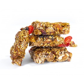 Peanut Brittle with Dried Fruit (500gr)