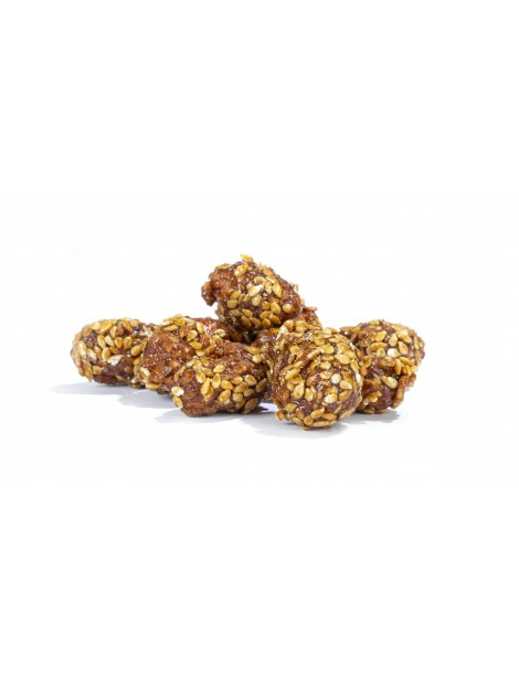 Honey Peanuts with Sesame Seeds (500gr)