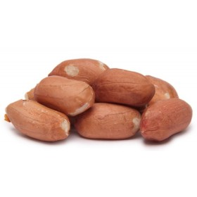 Plain (Raw) Peanuts with skin (500gr)
