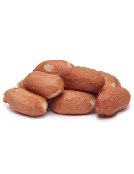 Plain (Raw) Peanuts with skin (500gr)