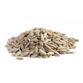 Plain (Raw) Peeled Sunflower Seeds (500gr)
