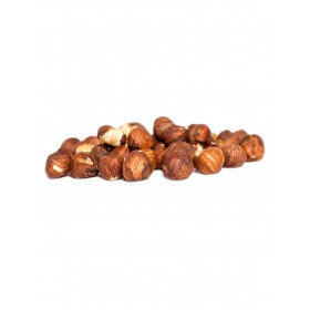 Plain (Raw) Hazelnuts (500gr)