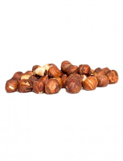Plain (Raw) Hazelnuts (500gr)