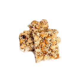 Cashew Nut Brittle with Stevia (no sugar) (500gr)