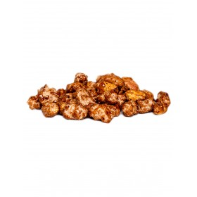 Honey Peanuts with Carob Syrup (500gr)