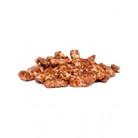 Honey Pecans with Carob Syrup (500gr)