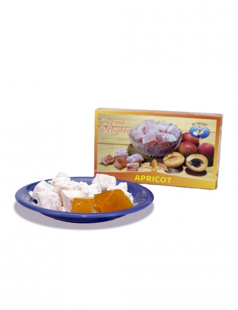 Apricot Cyprus Delights (300gr)