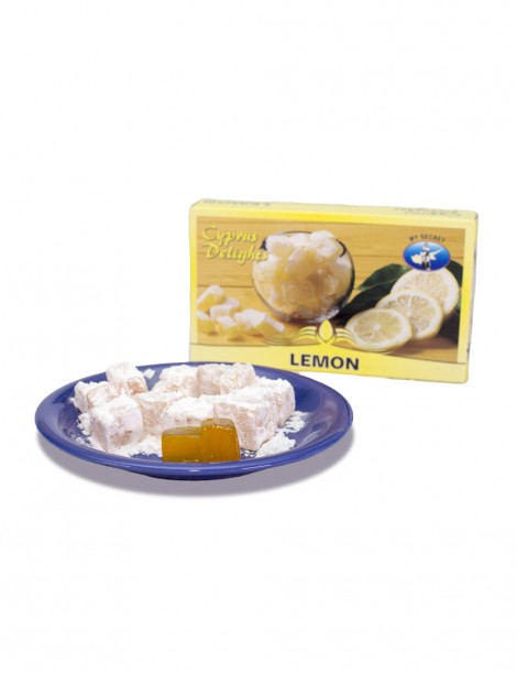 Lemon Cyprus Delight (300gr)