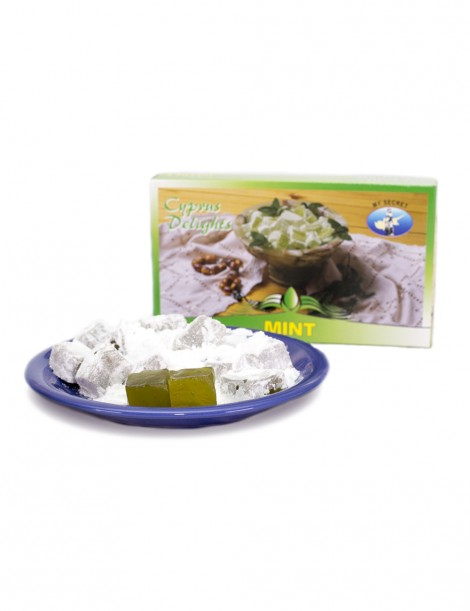 Mint Cyprus Delights (300gr)