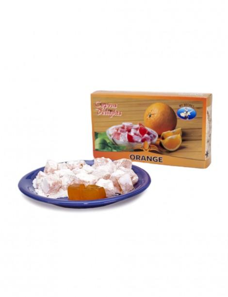 Orange Cyprus Delights (300gr)