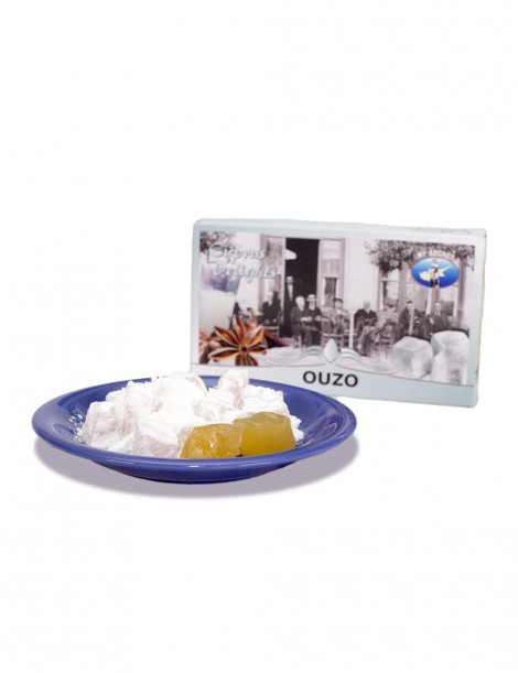 Ouzo Cyprus Delights (300gr)