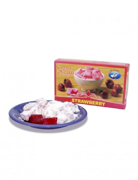 Strawberry Cyprus Delights (300gr)