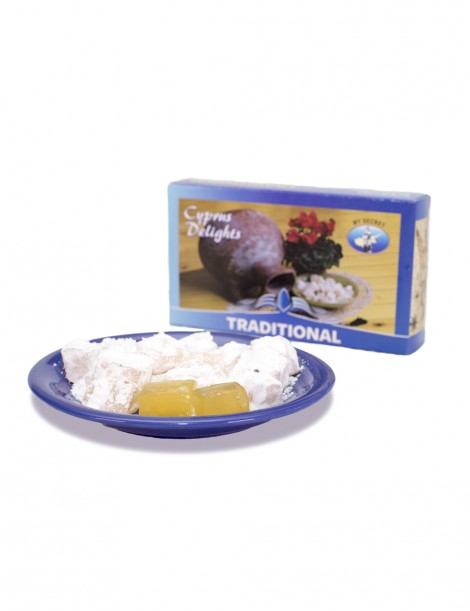 Traditional Flavour Cyprus Delights (300gr)