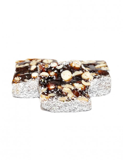 Carob Cyprus Delights with Nuts (500gr)