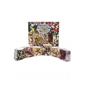 Mixed Cyprus Delights with Nuts and Dried Fruit (500gr)