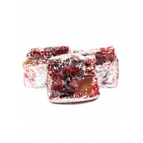 Strawberry Cyprus Delights with Dried Fruit (500gr)