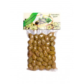 Green Olives with Oregano (250gr)