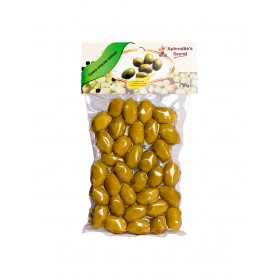 Green Olives in Olive Oil (250gr)