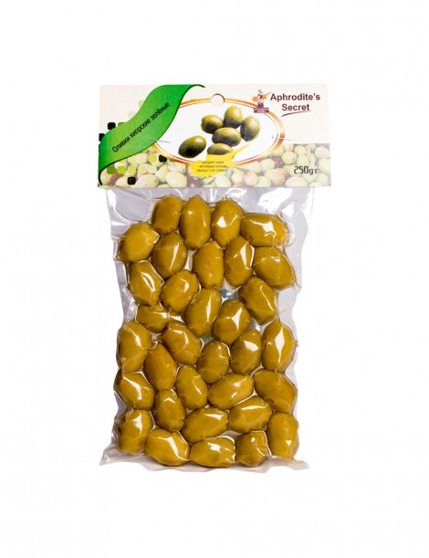 Green Olives in Olive Oil (2*250gr)