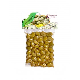 Green Olives with Coriander (250gr)