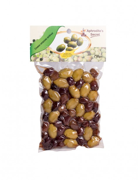 Green and Black Olive Mix (2*250gr)