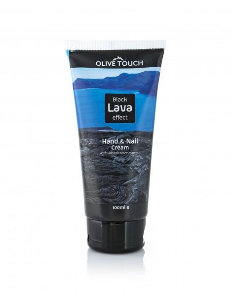 Black Lava Hand & Nail Cream (100ml)