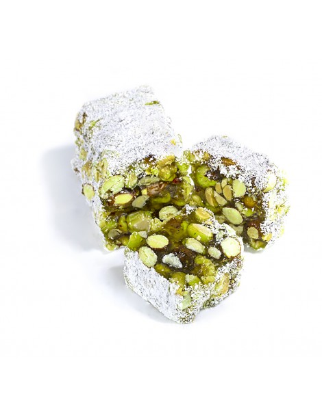 Pistachio Cyprus Delights with Nuts (500gr)