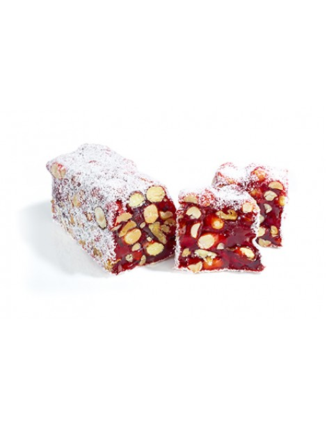 Rose Cyprus Delights with Nuts (500gr)