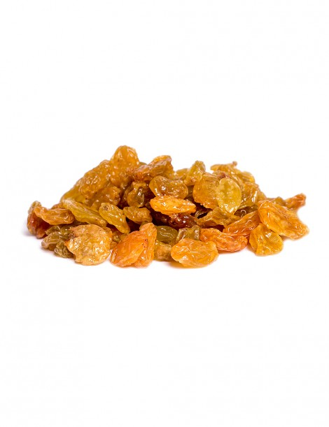 Golden Sultanas (no sugar) (500gr)