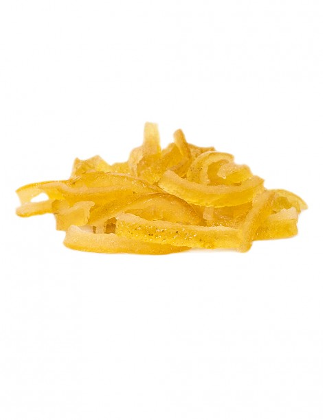 Lemon Peels Dried (500gr)