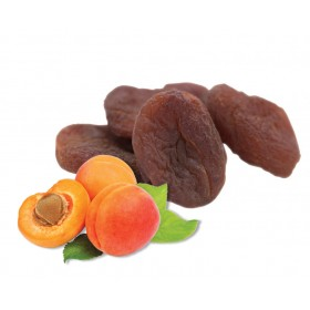 Apricots Natural Dried (no sugar) (500gr)