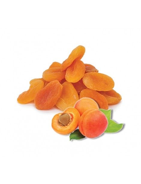 Apricots Dried (no sugar) (500gr)