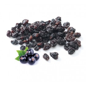 Blackcurrant Dried (no sugar) (500gr)