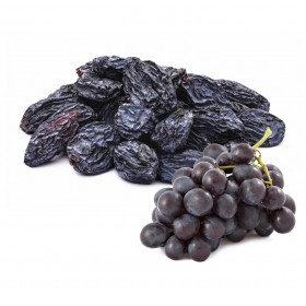 Black Raisins (no sugar) (500gr)