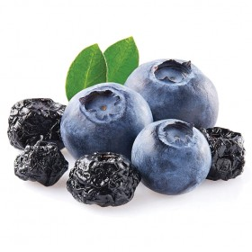 Blueberry Dried (no sugar) (500gr)