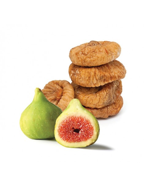 Figs Dried (no sugar) (500gr)
