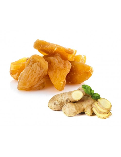 Ginger Dried (no sugar) (500gr)