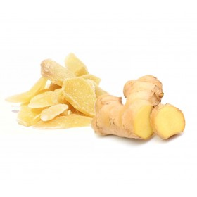 Ginger Crystallized (500gr)